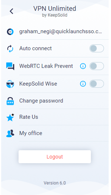 keepsolid interface