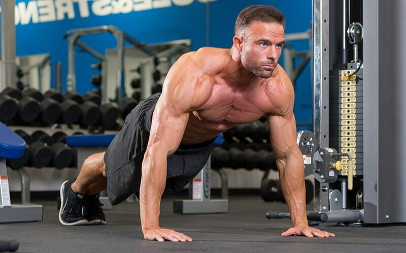 online course Body Weight Workout