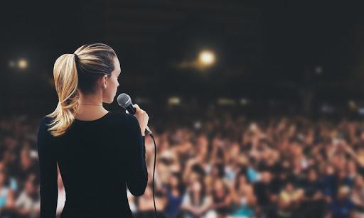 online course public speaking