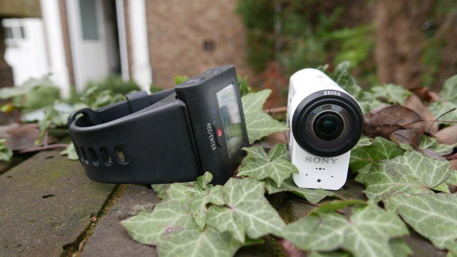 Sony FDRX3000W Underwater Camcorder 4K GoPro Alternative