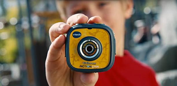 Vtech Kidizoom Action Cam GoPro Alternative