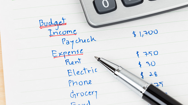 make budget Stop Overspending