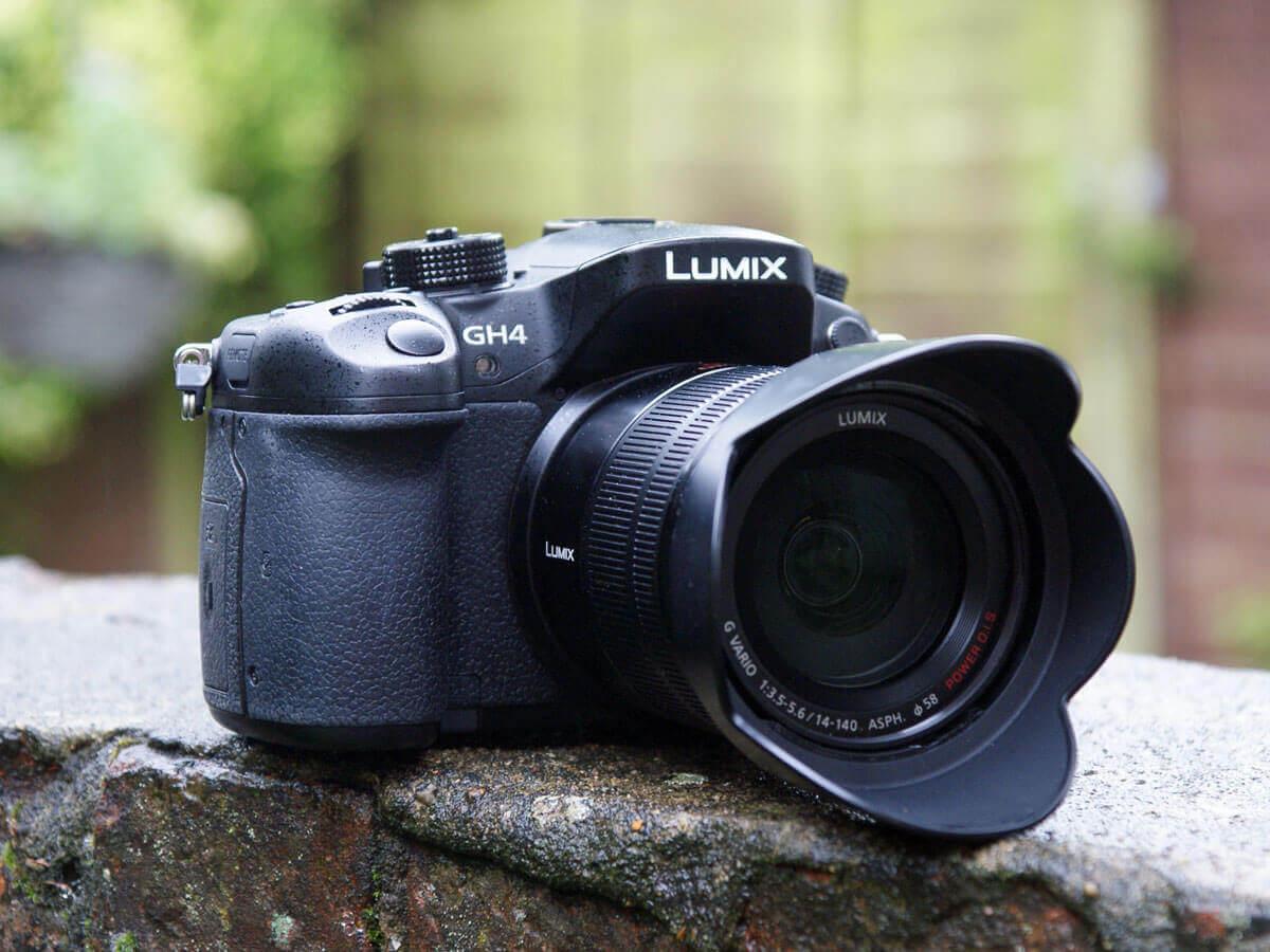 Panasonic Lumix GH4 Best Low Light Video Camera