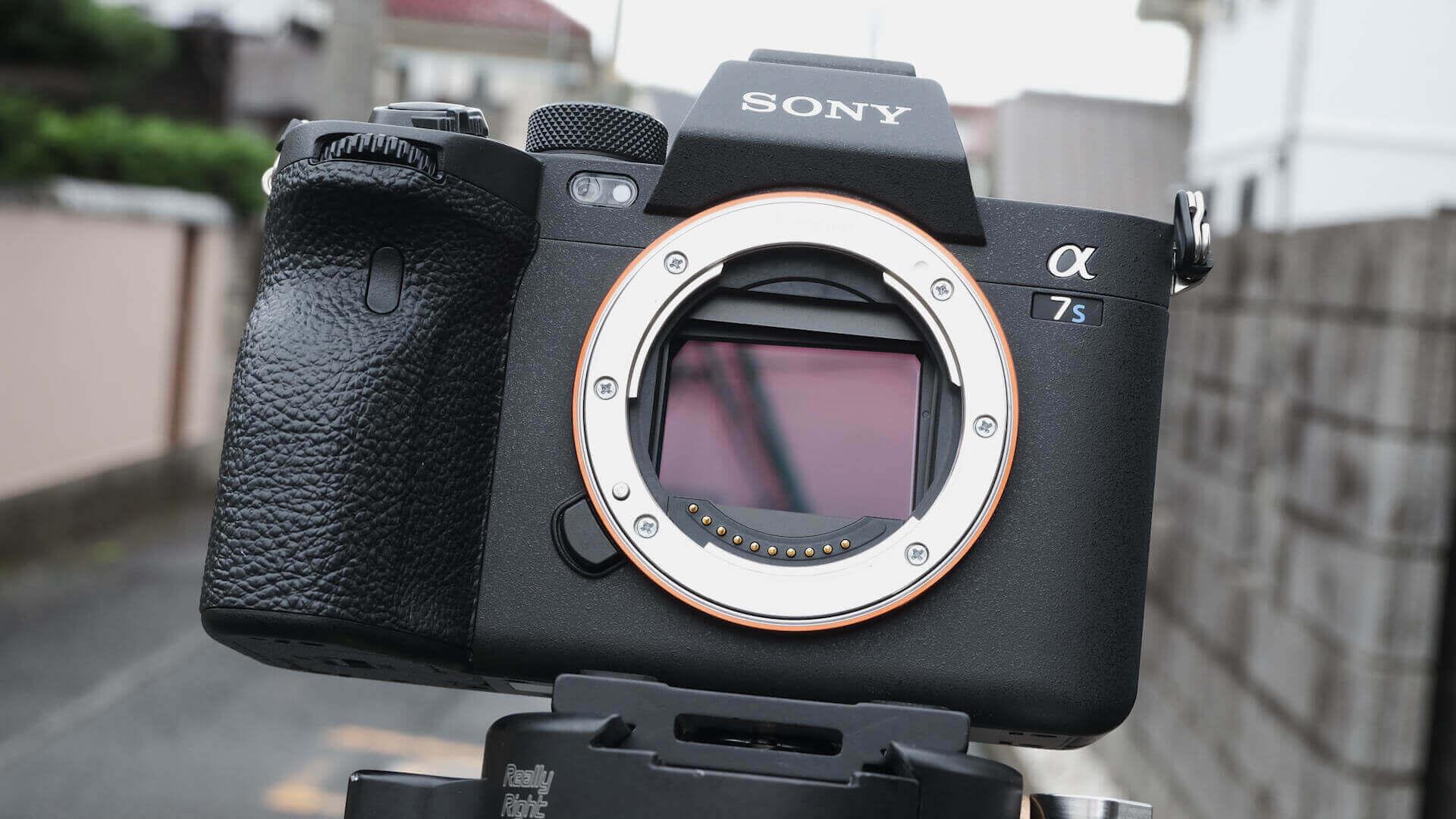 Sony A7S III Best Low Light Camera