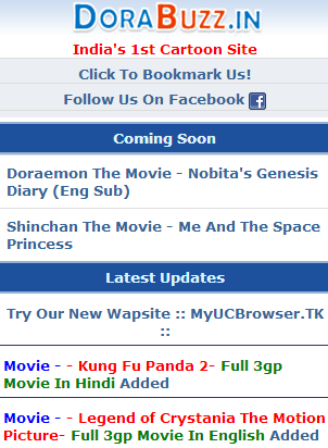 dorabuzz Free HD Movies Direct Download