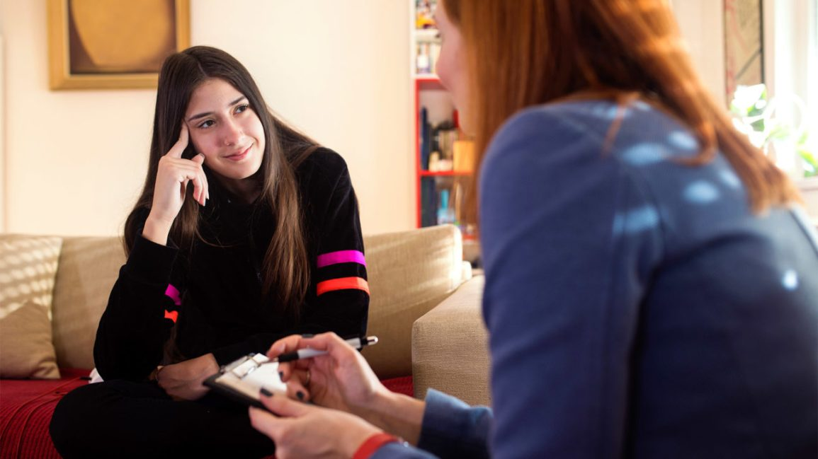 Visit a therapist to Overcome Grief